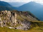 Steinhuhn-Habitat / Habitat of Rock Partridge