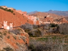 Dadesschlucht / Dades gorge